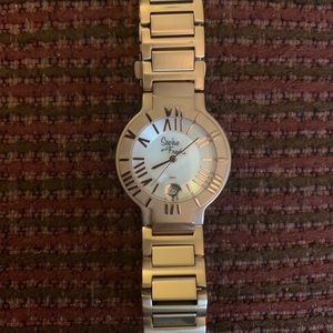 Sophie and Freda rose gold watch